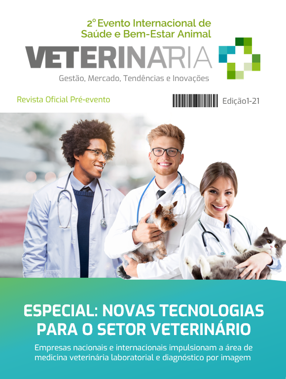 Revista Pré-Evento Veterinaria Expo